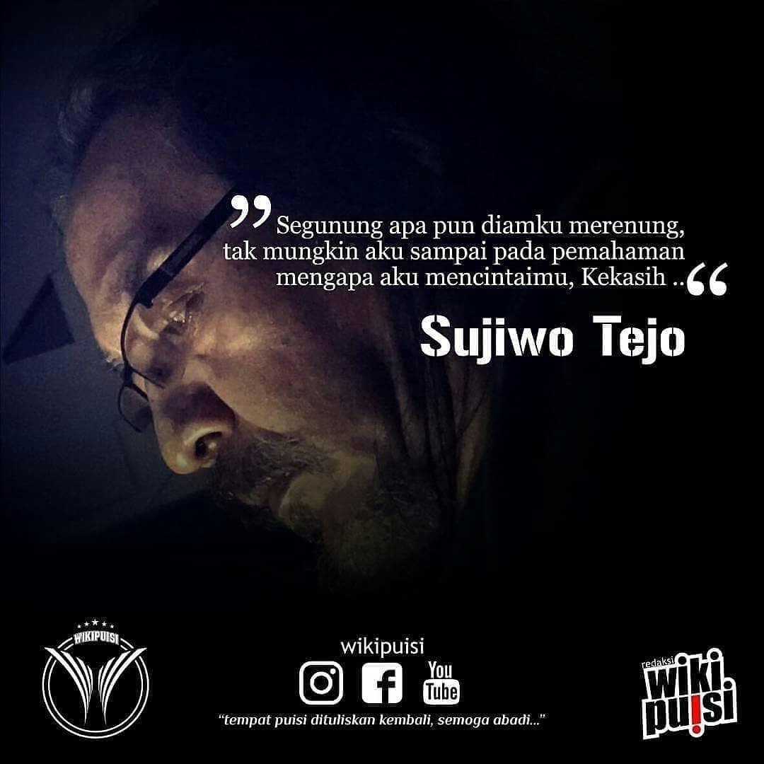 Sujiwotejo Hashtag On Twitter