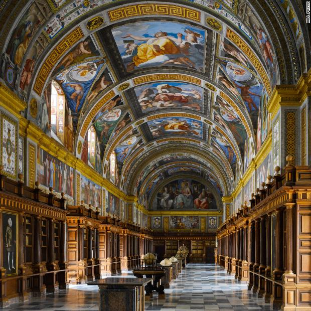 These are some of the most exquisite libraries in the world https://cnn.it/2XCxpmt #WorldBookDay