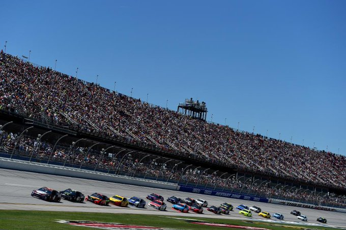Are you counting down the minutes until the cars hit the track at @TalladegaSuperS?  Let us help you out.  The full weekend schedule is here: https://t.co/vCUJ8nfi21