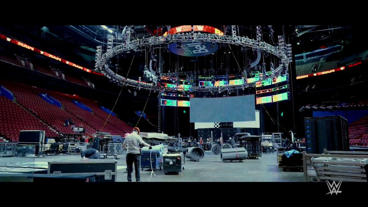 Take a look behind the scenes of the two nights that shook up the landscape of WWE! #SuperstarShakeUp