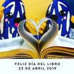 Image for the Tweet beginning: ¡Feliz #DiaDelLibro! ¿Qué vas a