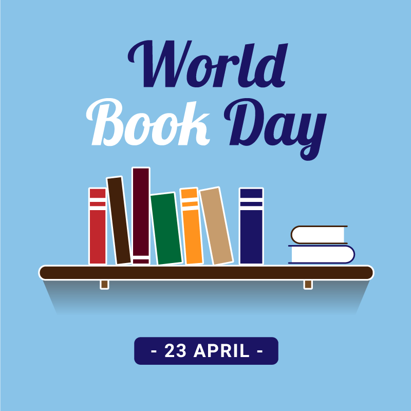 The #WorldBookDay, also known as International Day of the Book, is an annual event on 23 #April celebrating #authors, #readers, #illustrators and #books. And you, what #book are you reading at the moment ? 🤔  #StephenKing #BernardWerber #JKRowling #EdgarAllanPoe