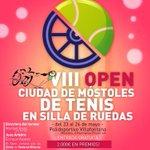 Image for the Tweet beginning: El VIII Open Nacional Ciudad