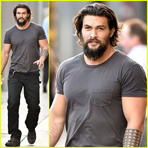 The Skincare Lady On Twitter Jason Momoa With Short Hair And Without A Beard Still A Beautiful Man