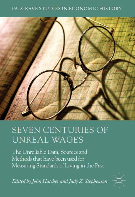 test Twitter Media - Time to step back and take a (very) long view? Next week we'll be live streaming a panel with 'Seven Centuries of Unreal Wages' authors @judyzara and John Hatcher, looking at big economic shifts over the last 700 years and their impact on living standards: https://t.co/adr0IZOCTE https://t.co/3FcUyje3rN