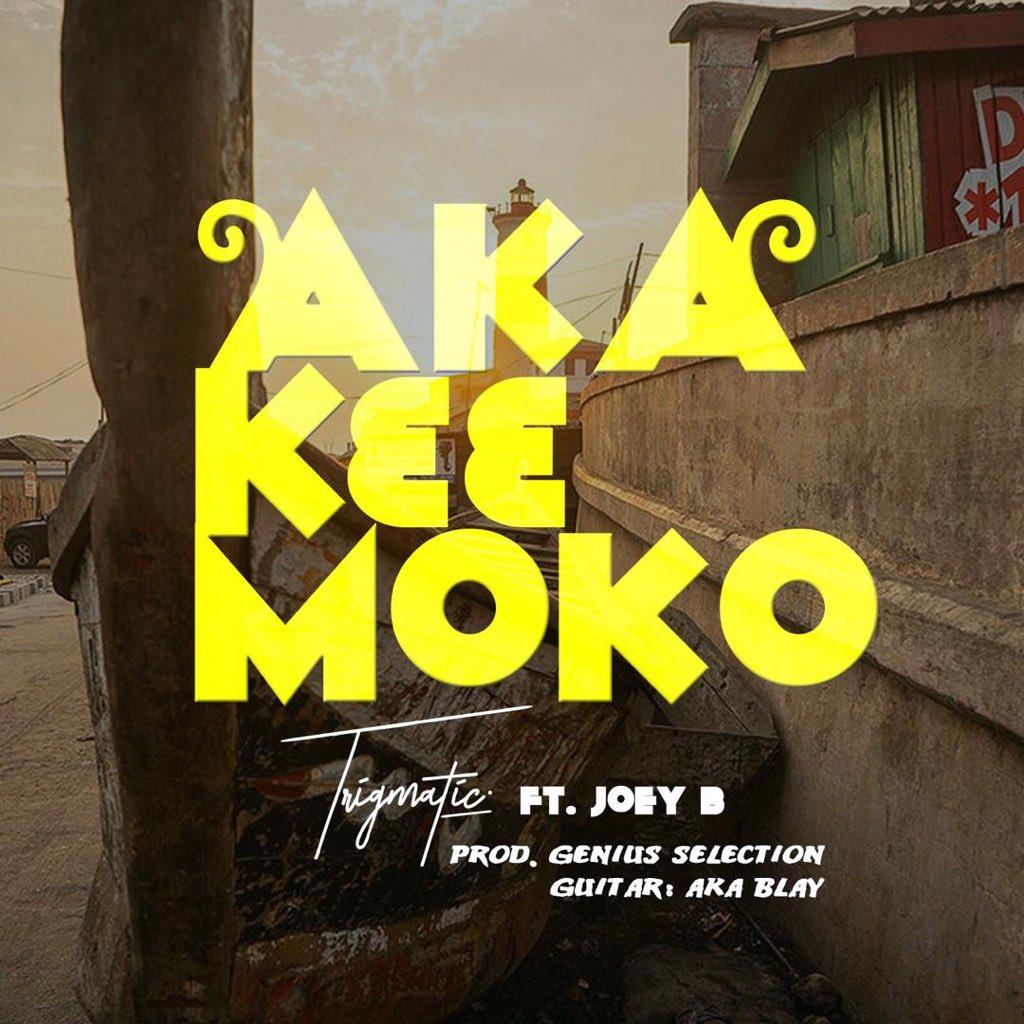 My new favorite!!!! @trigmaticrocks and @1RealJoeyB killed it. You should listen too!!  #AkaK33Moko