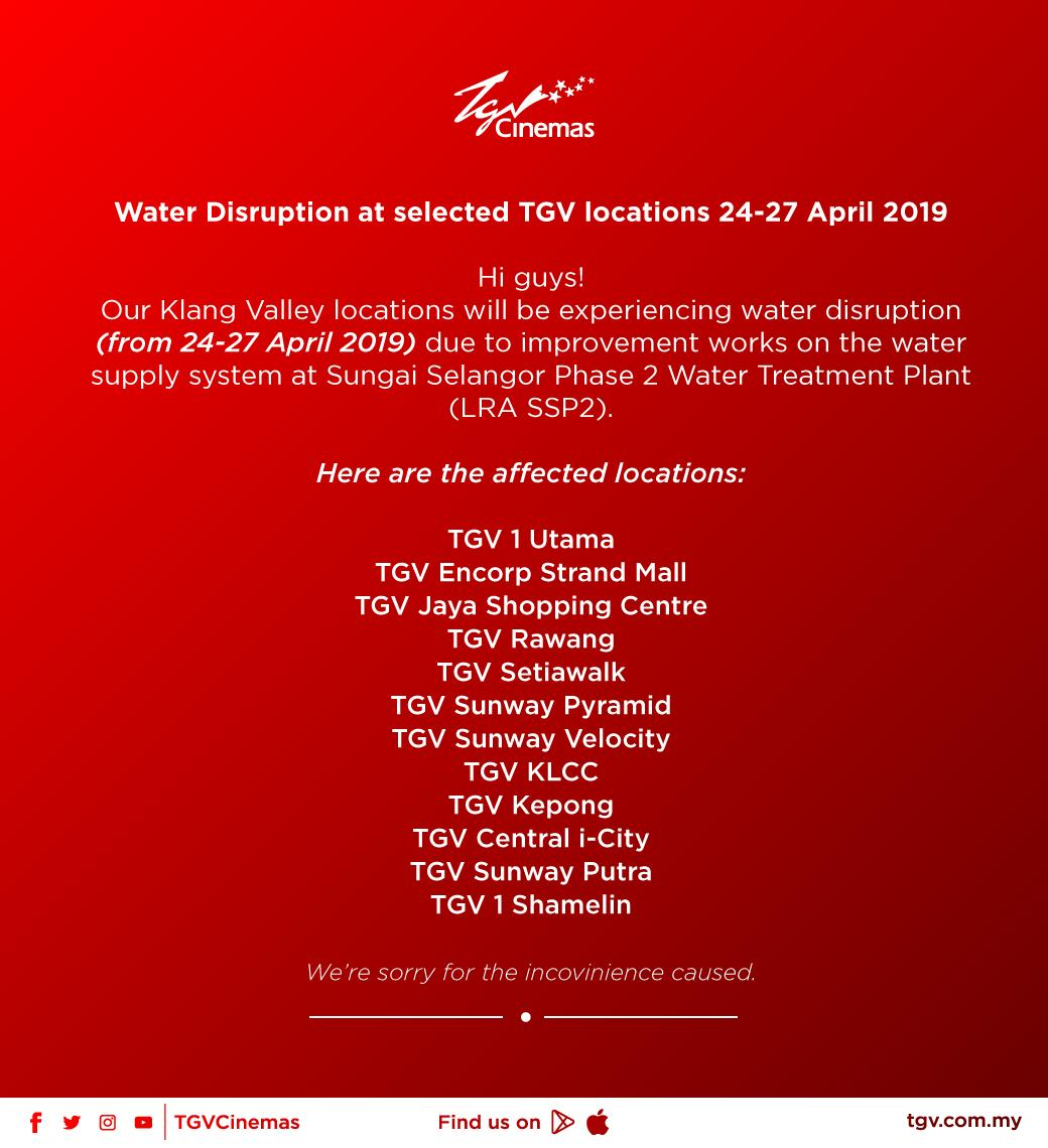 TGV Cinemas on Twitter: