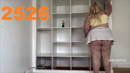 SNEAK PEAK AT MY VIDEO CLEAING THE CUPBOARD OUT I HAVE JUST UPLOADED TO MY PATREON COME AND SUPPORT MY CHANNELS FROM AS LITTLE AS $1 A MONTH https://patreon.com/adelesexyuk