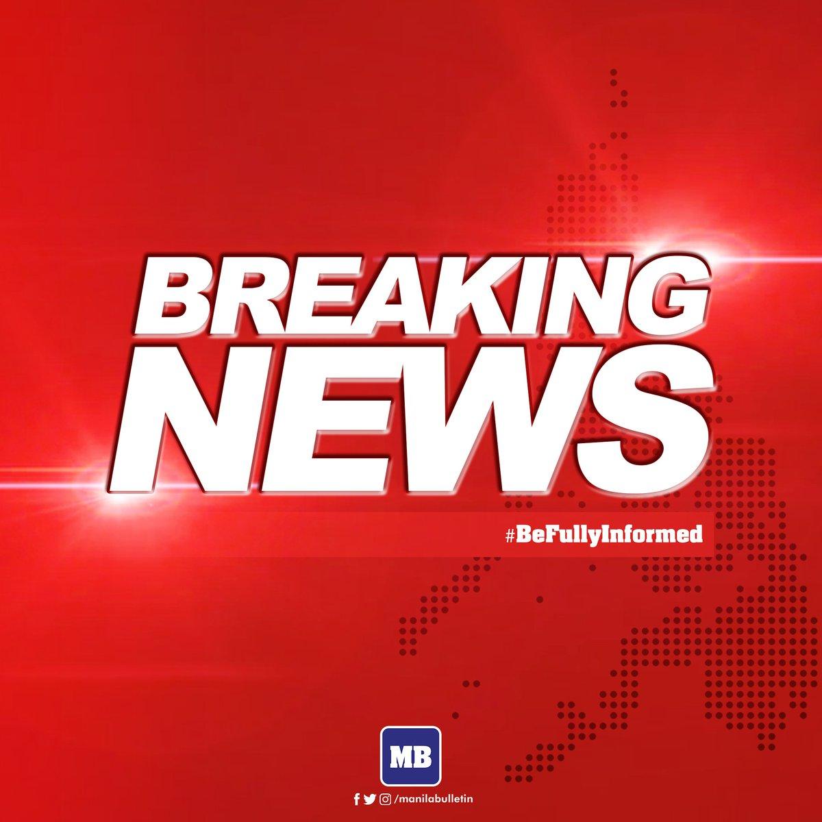 breaking news cover manila - HD1200×1200