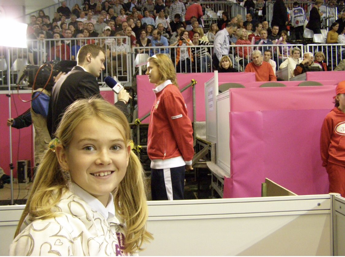#10yearchallenge with @luciesafarova  Fed Cup 2009 in Brno vs. Fed Cup 2019 in Prostejov It was a pleasure being in the team with you #CzechFedCupTeam @FedCup <br>http://pic.twitter.com/k7udas5VKh