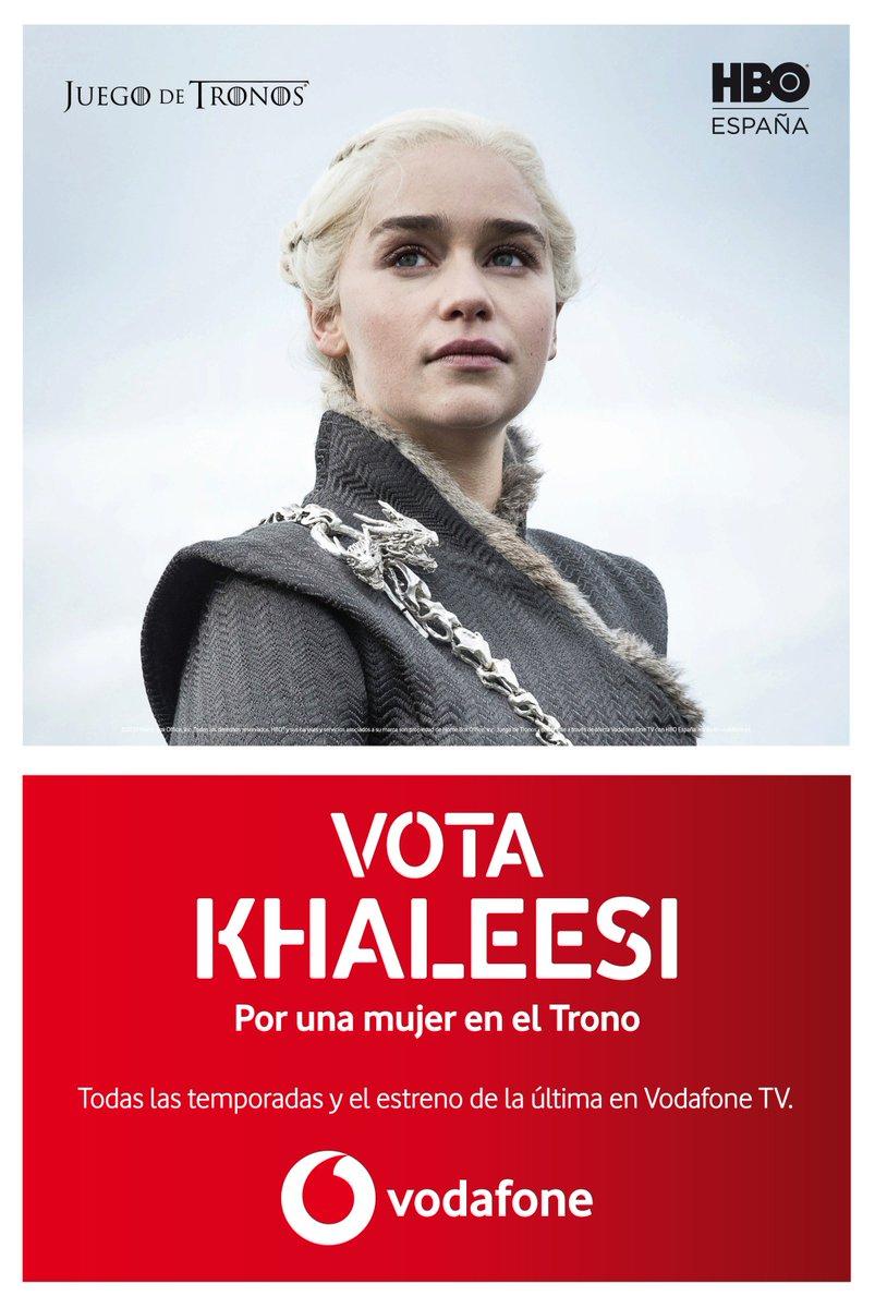 #28A ¿Has tomado ya tu decisión? 🔁 Vota Khaleesi ❤️ Vota Cersei