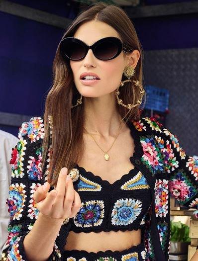 baf52f1debd4 Do you need sunglasses  Come to Òptica Sisquella  we have the largest  selection! Dolce   Gabbana  tapas  Ramblas  Barcelona  DolceGabbana   sunglasses ...