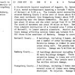 Image for the Tweet beginning: #OTD in 1983, severe thunderstorms