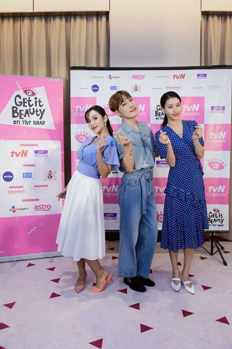[📺] @tvN_Asia GET IT BEAUTY ON THE ROAD RETURNS TO MALAYSIA FOR A 2ND SEASON 📰: malaysiankpopfans.tumblr.com/post/184387340… #tvNAsia #BestKoreanEntertainment #AstroRIA #GIBOTR #GetItBeautyOnTheRoad #GIBOTRRAYA