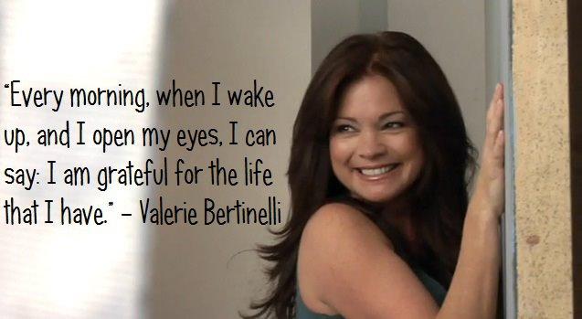Happy Birthday to Valerie Bertinelli