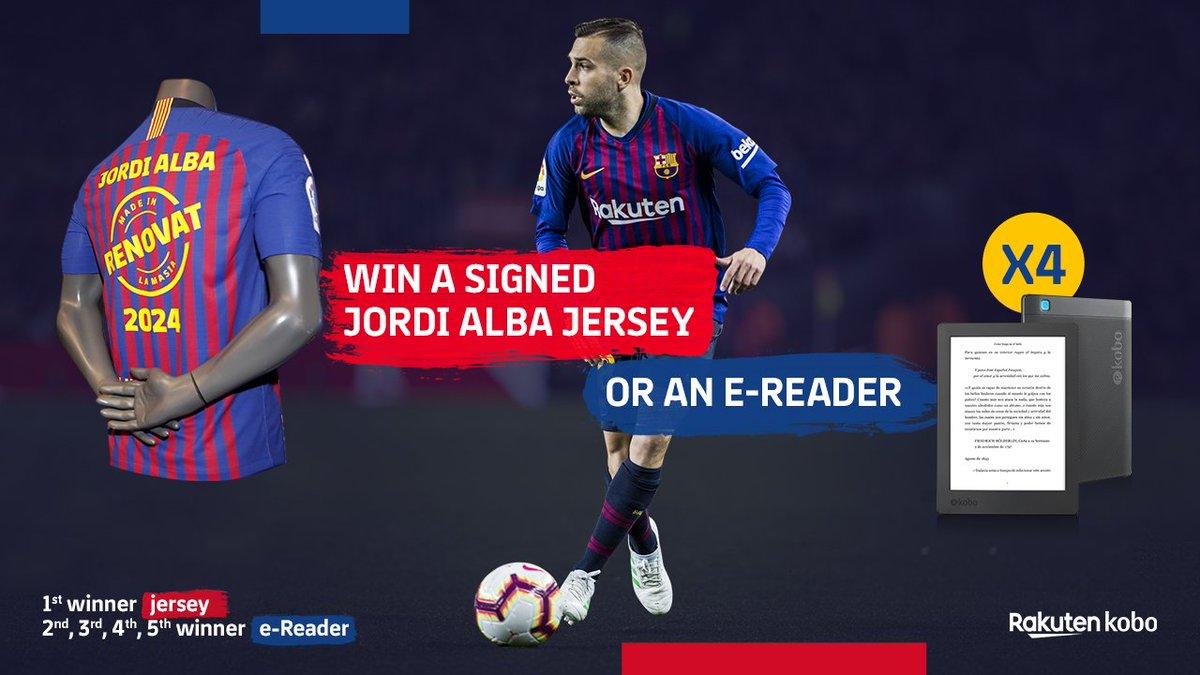 test Twitter Media - 👕 Do you want Jordi Alba's shirt? 🔵🔴 Join Barça Fans and get it! 👉 https://t.co/0vFr2V3Dtp 👈 https://t.co/SIxP6s5yNt