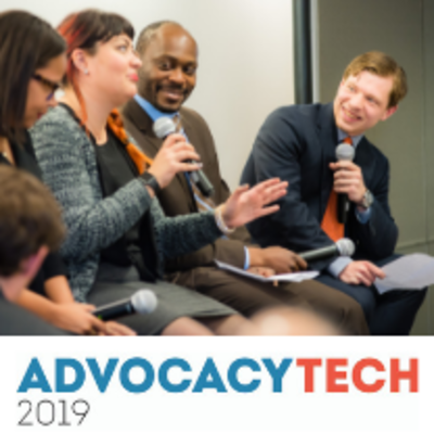 test Twitter Media - Looking forward to  #AdvocacyTech19 with @markfbryant @SarahWurreyand Melissa Horn to share insights on metrics/ROI in re: advocacy technology.  You must establish them based on your ultimate influence goal. There's still time to register: https://t.co/XqPLVuvgi2 #advocacy https://t.co/eeAIn1grMb