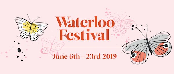 Announcing Waterloo Festival 2019! A rich line-up of arts, heritage &amp; community. Ticket bookings now open &amp; many events are free. Take a deep dive into our programme  https:// bit.ly/2o6YCke  &nbsp;   @se1 @ResonanceFM @wearewaterlooUK @southbankBID #londonfestivals #wf2019 #reignite2021<br>http://pic.twitter.com/mBraaGarOV
