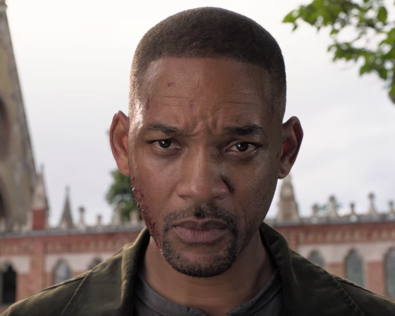 Ang Lee&#39;s #GeminiMan casts Will Smith opposite himself, with VFX used to make the actor appear 23 years old. Watch the first trailer:  http:// bit.ly/2IBxLqi  &nbsp;  <br>http://pic.twitter.com/uXh5EY932V