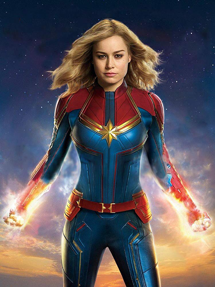 Time for #21of22. #CaptainMarvel is tonight's contribution to the #MCUMarathon. Not long now until #Endgame  #Marvel