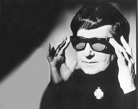 A happy birthday goes out to the other man in black, the legendary Roy Orbison - RIP in R&R heaven!