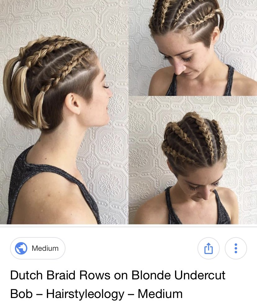Bang Chan was wearing dutch braids not cornrows. Share this