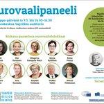 Image for the Tweet beginning: Tampereen ja Pirkanmaan EU-toimisto järjestää