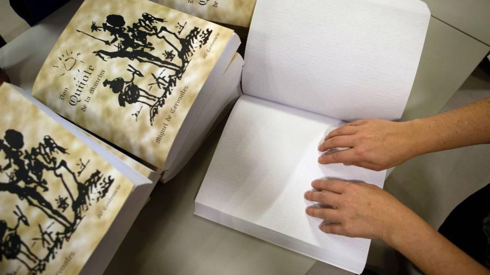 Efemérides | 1925. Se publica la primera edición de El Quijote, en sistema Braille, después de la Biblia, es la obra más ... | Nuestro Diario | Scoopnest
