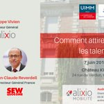 Image for the Tweet beginning: Rendez-vous le 7/06 à Colmar
