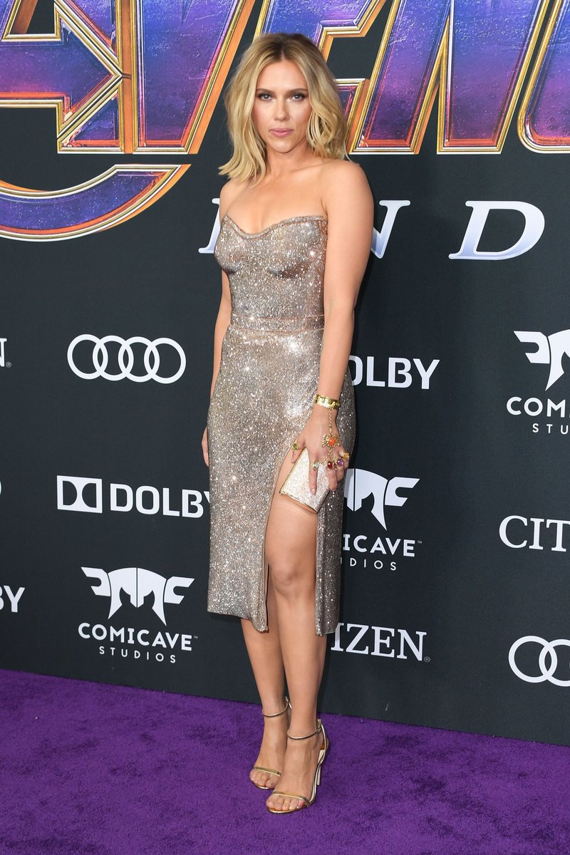 Scarlett Johansson is appropriating Brie Larson culture