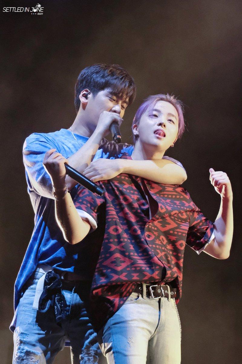 "Pus 🐰 on Twitter: ""Gemesh bangetttt 😚😚😚 #Chanwoo #Jinhwan ..."
