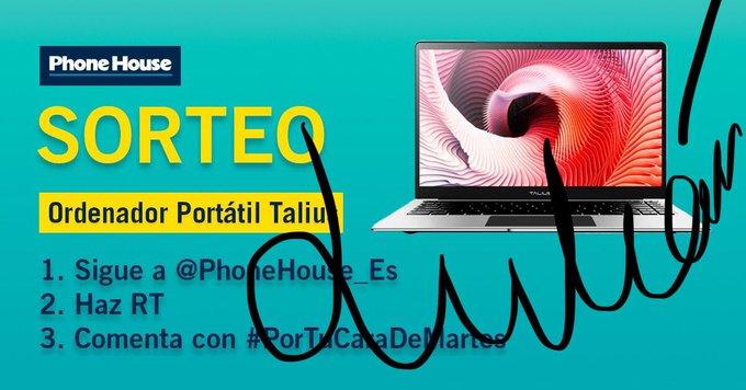 #PorTuCaraDeMartes Photo