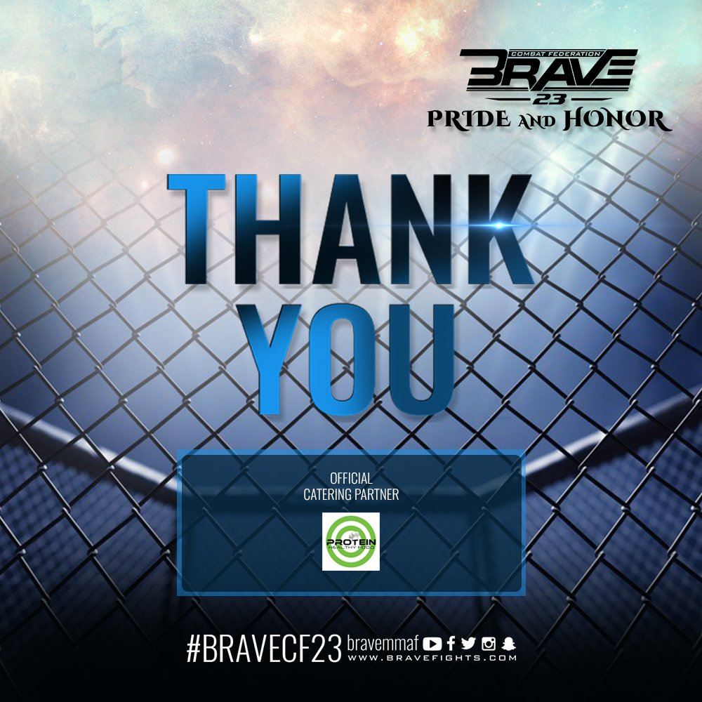 Brave 23: Pride and Honor lived up to the expectations and was one of the most epic fight nights ever in the history of MMA. #BraveCF23