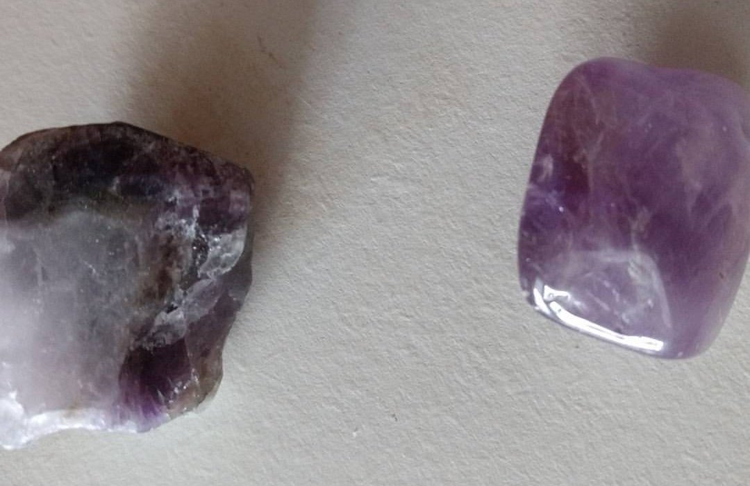 We took a break from sharing these with you for abit however it's impressive the things you learn about and places you can go while learning so we'll be starting this again.Were going to continue watching and learning about the amethyst crystal that we started with in Nov 2017.