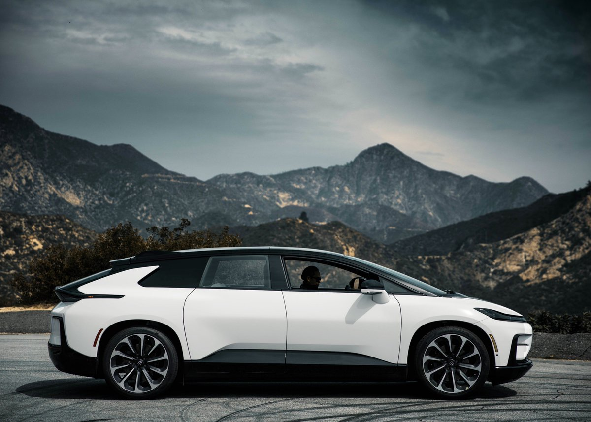 It Enables Internet Connectivity Media Streaming Voice Led Ai Driver Istance Capabilities And Vehicle Personalization Faradayfuture