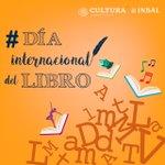 Image for the Tweet beginning: El #DíaInternacionaldelLibro y del Derecho