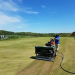 Image for the Tweet beginning: Beautiful day for DryJect at