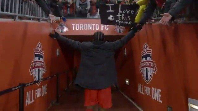 Toronto FC @torontofc