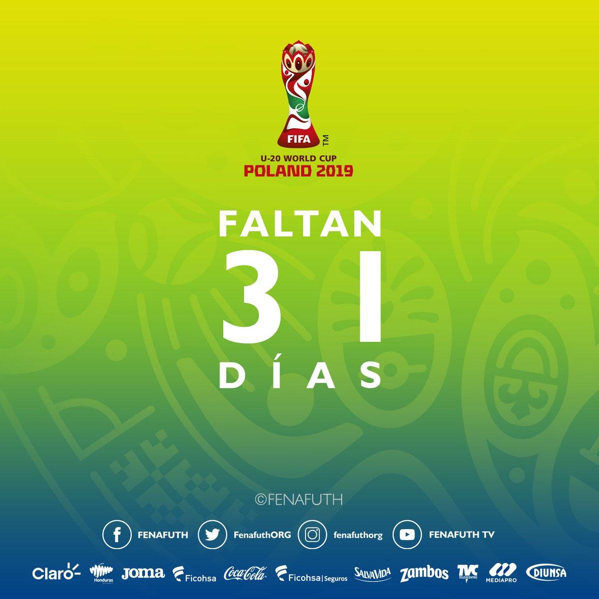 Selección Nacional de Honduras's photo on Mundial Sub-20