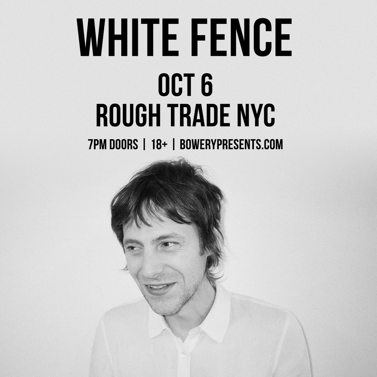 Rough Trade NYC's photo on JUST ANNOUNCED
