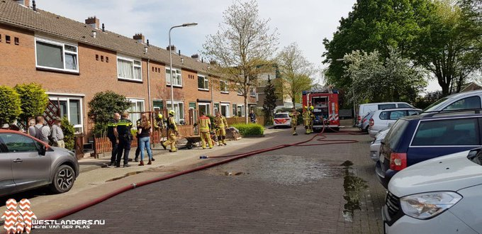 Gaslekkage aan de Merelstraat https://t.co/4PMqt1zJGS https://t.co/zg3RI1NDdO