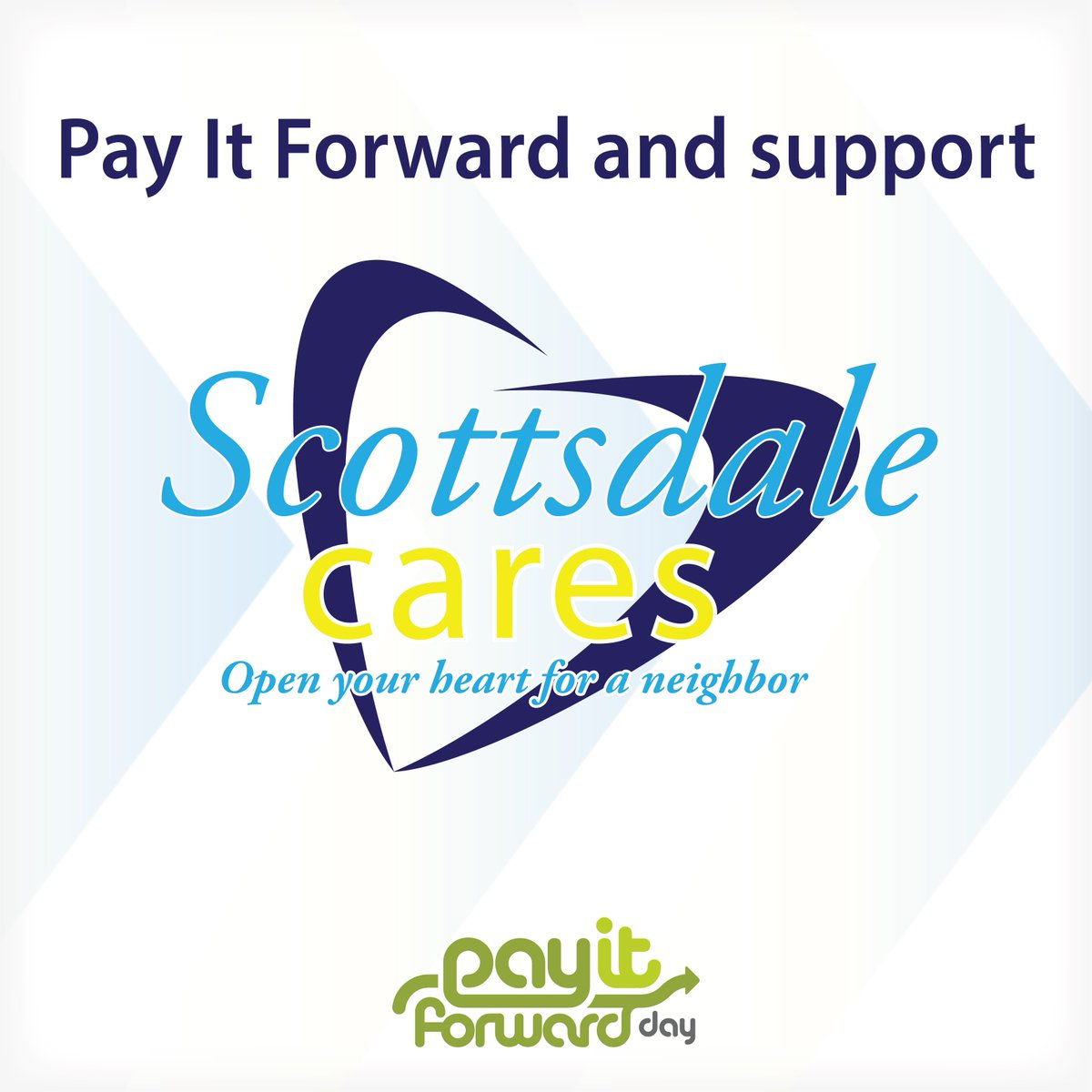 Money. Moolah. Dinero. Bucks. No matter how you say it, it all adds up to one thing...helping those in need. #PayItForward by donating to Scottsdale Cares April 28. @PayItForwardDay https://t.co/HjZFPaBdXi https://t.co/i8lzWDwHQL