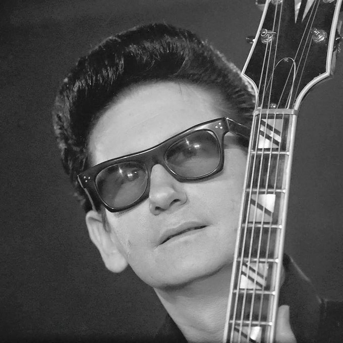 Happy birthday to Roy Orbison