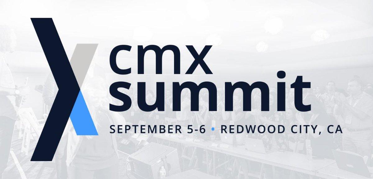 CMX on Twitter: