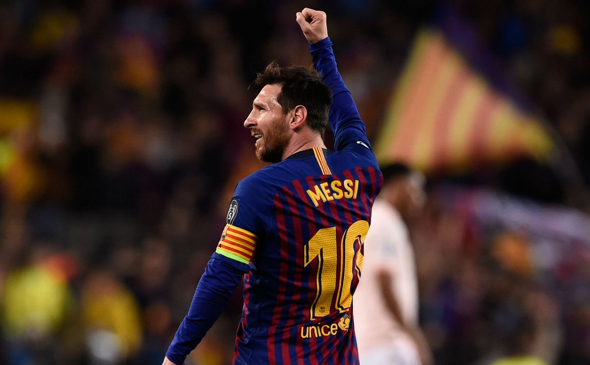 Messi has played in 15 La Liga seasons in his career. During this time, Real Madrid only managed to win the title 4 times.