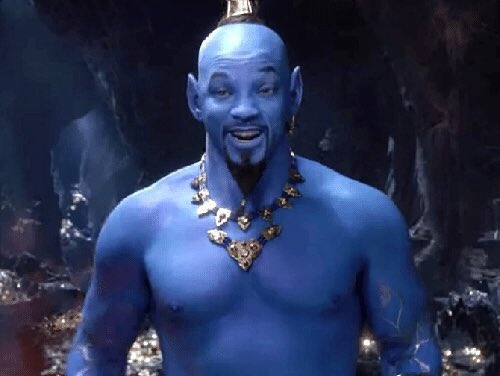 Bad CGI Will Smith is my favorite movie genre <br>http://pic.twitter.com/xmhSuGrEOx