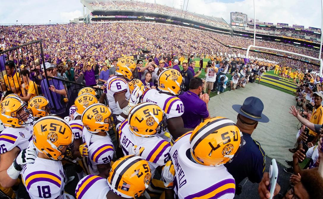Analyst Names College Football's Toughest Place To Play In 2019