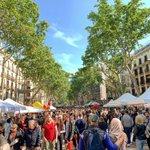 Image for the Tweet beginning: Sant Jordi és el millor