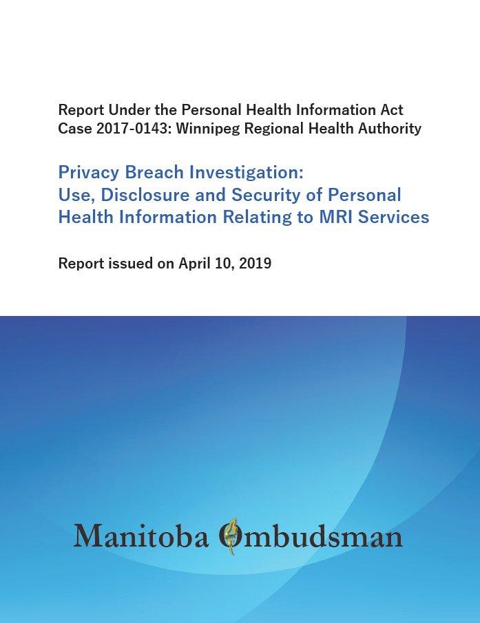 Manitoba Ombudsman (@MBOmbudsman) | Twitter