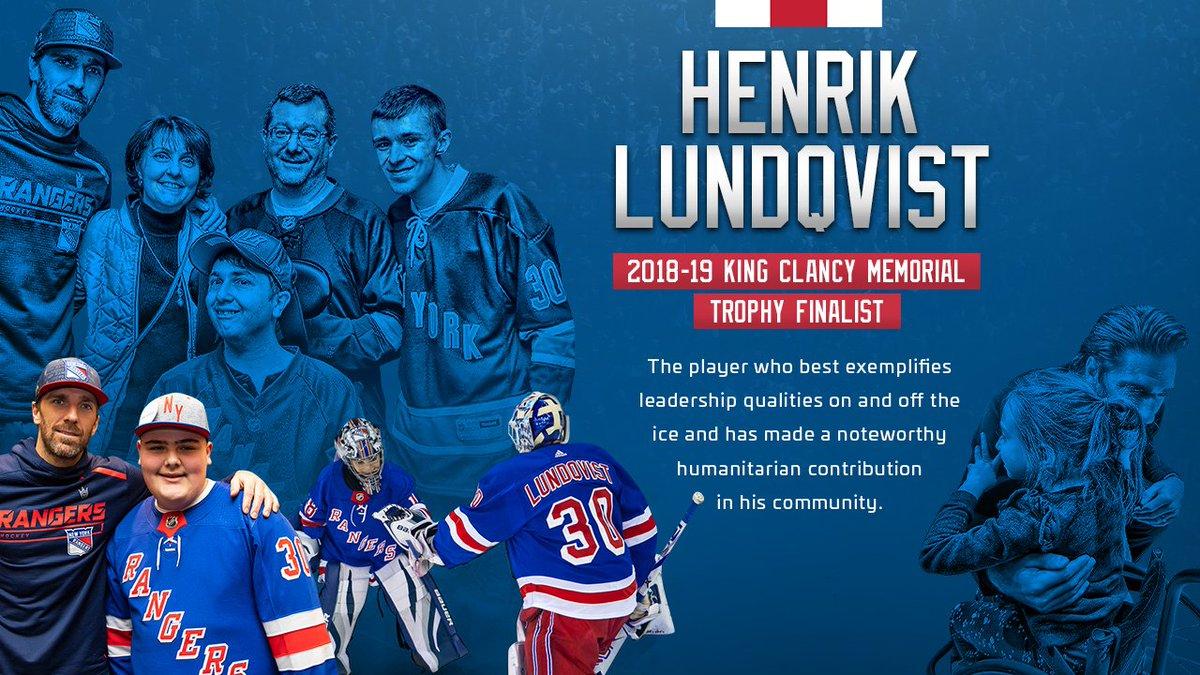 Henrik Lundqvist Fdn Hlundqvistfdn Twitter